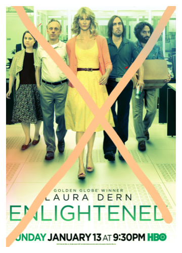 Enlightened cancelada
