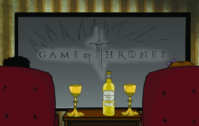 game of thrones vinho