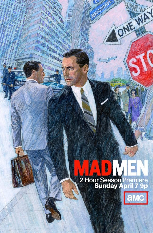 6ª Temporada de Mad Men