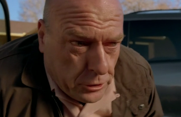 hank breaking bad