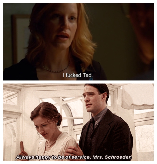 skyler white de breaking bad e margaret thompson de boardwalk empire