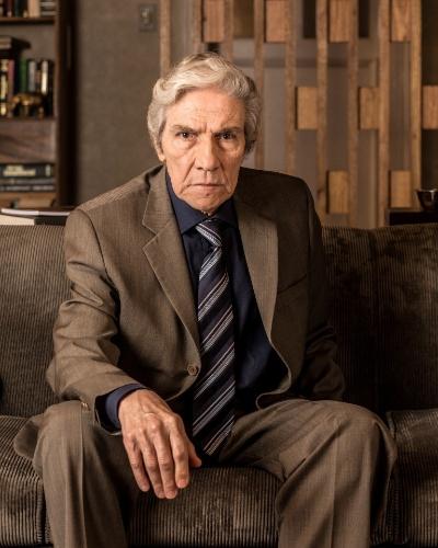 O último trabalho do ator Claudio Cavalcanti