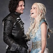daenerys and jon snow together